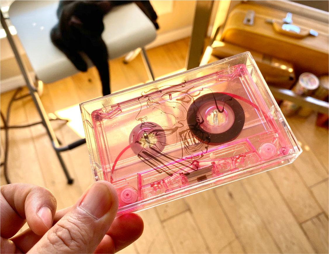 tape-IRL